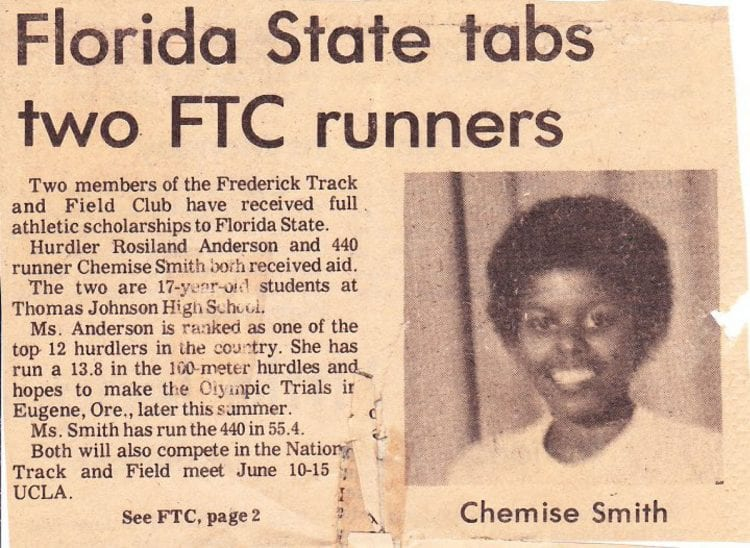 Florida State Tabs Two FTC Runners